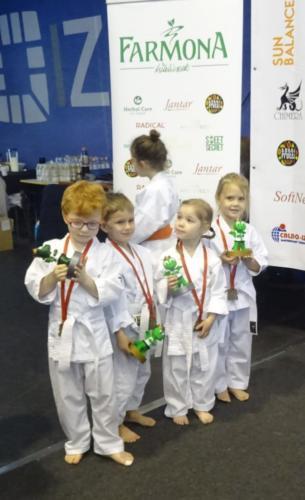 IV Puchar Krakowa Ogólnopolski Turniej Karate Tradycyjnego. Kwiecień 2019