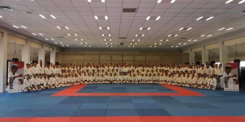 Międzynarodowe Seminarium Karate Gasshuku 2019