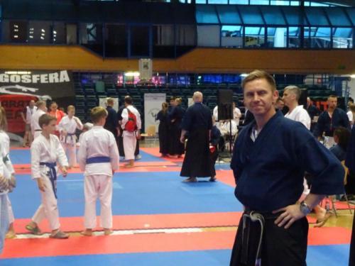 XIX Ogólnopolski Puchar Dzieci w Karate Tradycyjnym-do. Czerwiec 2019
