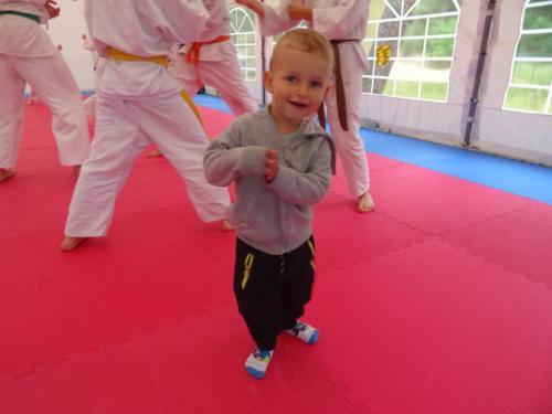 Ósmy dzień obozu karate tradycyjnego CKTW i GKKT 2019
