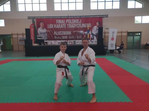 Międzynarodowe Seminarium Karate Tradycyjnego w Kluczborku 11-12.05.2019r
