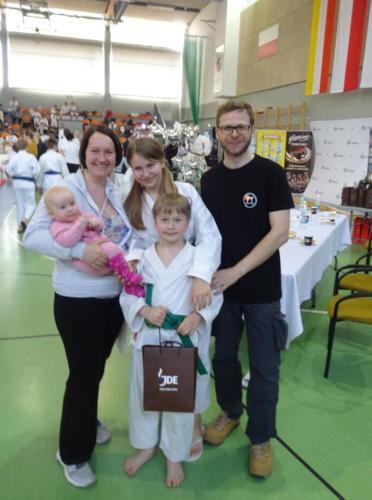 VII Wiosenny Turniej Karate Tradycyjnego w Oleśnicy, kwiecień 2019