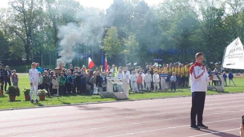 XII Wrocławska Olimpiada Młodzieży - Turniej Karate Tradycyjnego. Wrocław 18.05.2019r